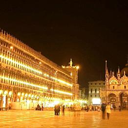 Scuola Grande di San Rocco, Saint Mark's Basilica & St. Mark's Square