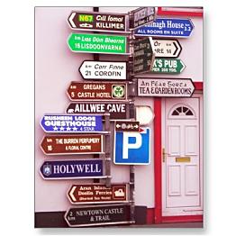 Ireland GPS!