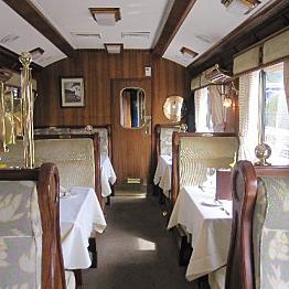 Hiram Bingham Train back to Cusco