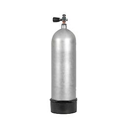 Tank of Air for Breathing Underwater