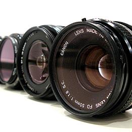Panasonic Lumix Camera Lens