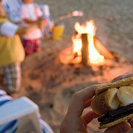 Beach Bonfire Package