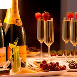 Champagne Greetings