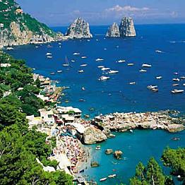 Two Bus Tickets Down the Amalfi Coast