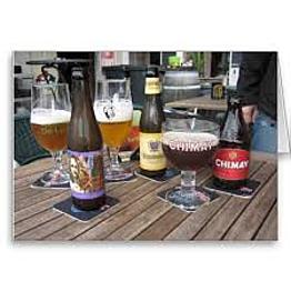 Belgian Beers in Brugge