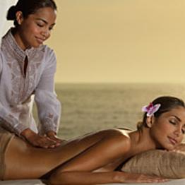Relaxing Moon & Stars Massage