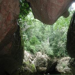 Cave tubing, Jaguar Paw