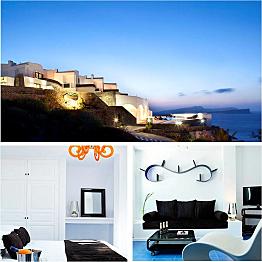 4 Night Stay in  Santorini