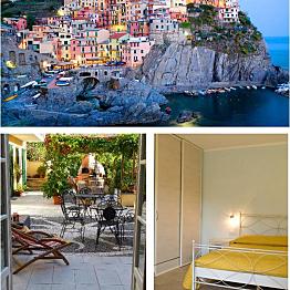 2 Night Stay in Cinque Terre!