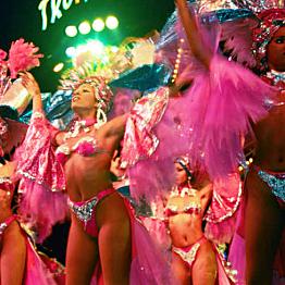 Tropicana Cabaret in Havana