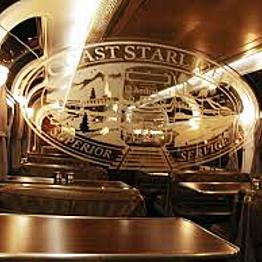Coast Starlight Train