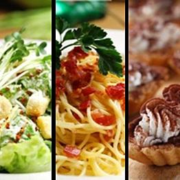 Lunches in Italia