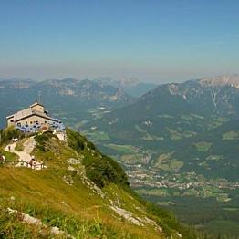 Bavarian Alps and Obersalzberg