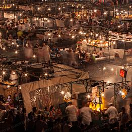 Night Market Foodie Frenzy