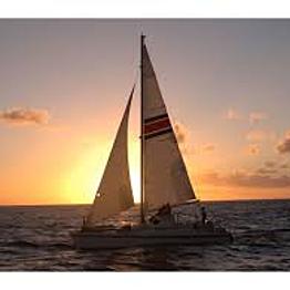 North Shore Catamaran Sunset Sail 2 hours