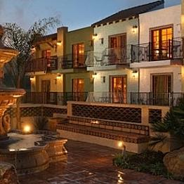 One Night at the Memorable Avila La Fonda Hotel