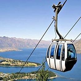 Skyline Gondola and 2 Luge rides