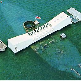 Pearl Harbor, USS Arizona, and  Circle Island Tours