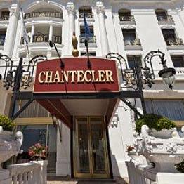 Dinner at Chantecler