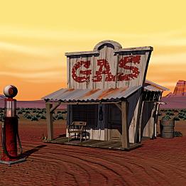 Road trip fuel fund