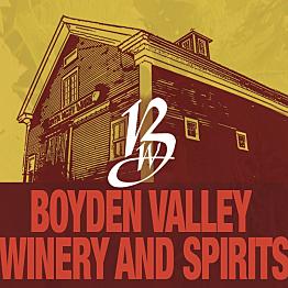 Boyden Valley Winery & Spirits