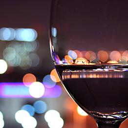 Premium Wine with Dinner