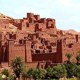 Visit Ait Ben Haddou Kasbah