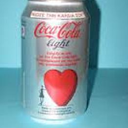 Michael's 10-Diet-Coke-A-Day Habit