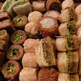 Lebanese dessert classes