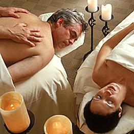 Revitalizing Spa & Massage treatment
