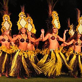 Hawaiian Luau