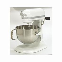 KitchenAid Pro 6 Qt White Kitchenaid Stand Mixer