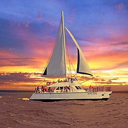 Na Pali Coast Sunset Dinner Sail