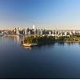 sea plane tour over Vancouver