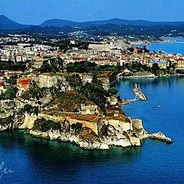 Tour of Corfu