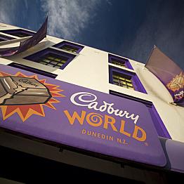 Road Trip to Cadbury-World