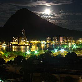 A night in Rio!