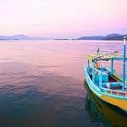 Parati boat cruise
