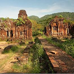 Ruins at Hoi An