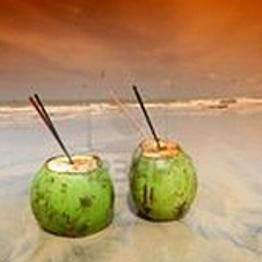 Cocktails on Nha Trang beach