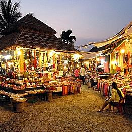 Pub Street and Siem Reap Night Market