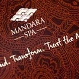Mandara Spa Gift Certificate