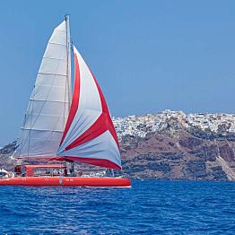 Sunset Catamaran Sailing Trip