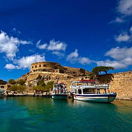 Scenic Boat Cruise to Spinalonga Island