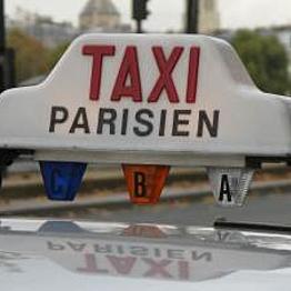Taxi fare while in Paris