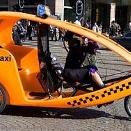 Taxi fare while in Amsterdam