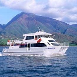 Ferry to Lanai