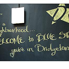 Brunch at the Blue Star Diner