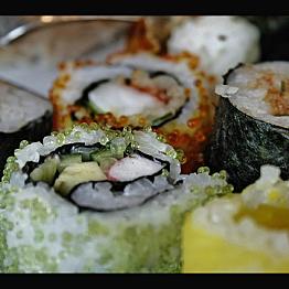 Eat Sushi in Tokyo, Japan