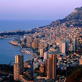 Walking Tour through Monte Carlo